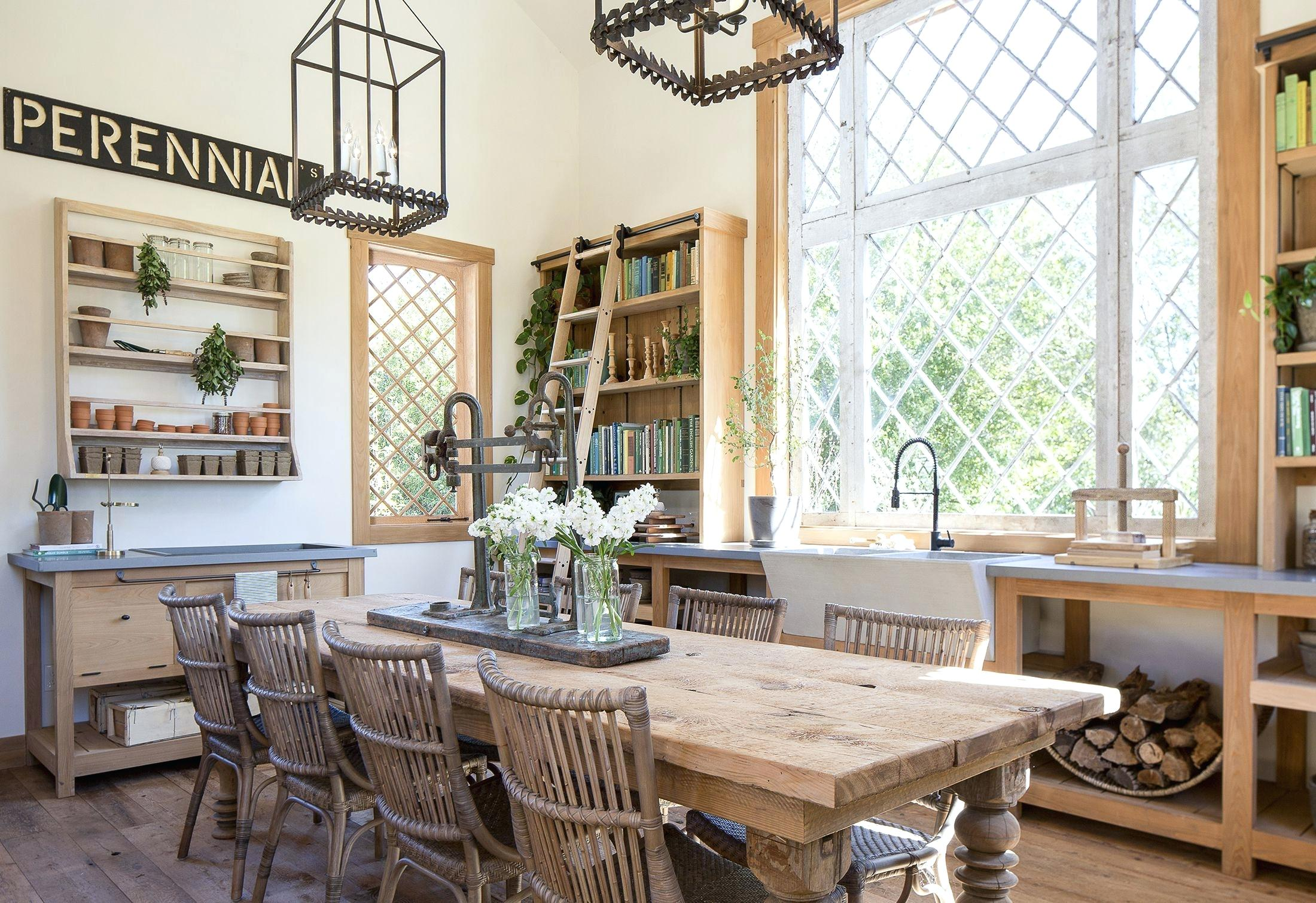 Joanna Gaines Dining Room Garden Shed Windows Joanna ...