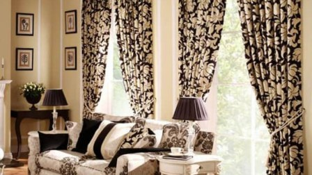 Living Room Curtains 15 New Styles To Experiment With This for 13+ Amazing Living Room Curtains