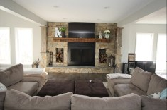 Living Room Fireplace Jdsbuilds Josh Smalling pertaining to 10+ Adorable Fireplace Living Room