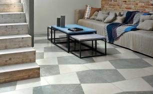 Living Room Tiles Florim Ceramiche Spa intended for 14+ Attractive Tile Living Room