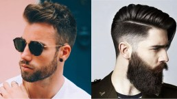 Mens New Trendy Hairstyles 2018 Most Stylish Hairstyles For Guys regarding ucwords]
