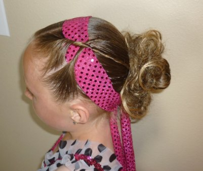 Poodesigns Wedding Updo Hairstyle Princess Hairstyles Little within ucwords]