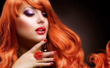 Red Hair Fashion Girl 6995151 inside [keyword