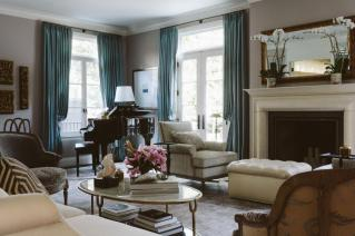 Restyle Your Room To Cozy Up The Fireplace This Winter within [keyword
