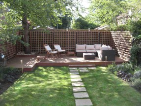 Small Decked Garden Ideas Decking Elegant 18 Beautiful Patio Design intended for ucwords]