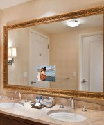 Stanford Lighted Mirror Tv Electric Mirror for [keyword