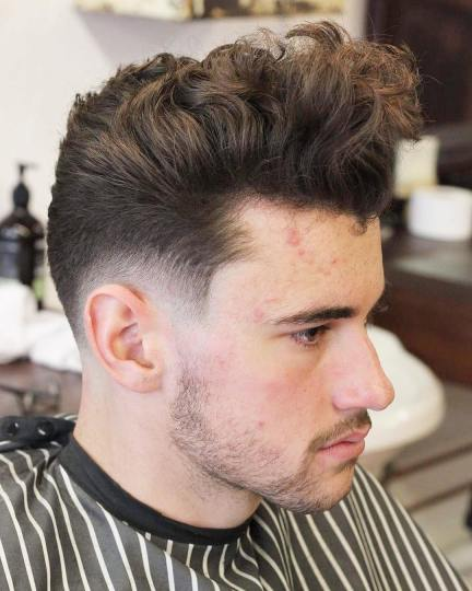 Stylish Haircuts For Men inside ucwords]