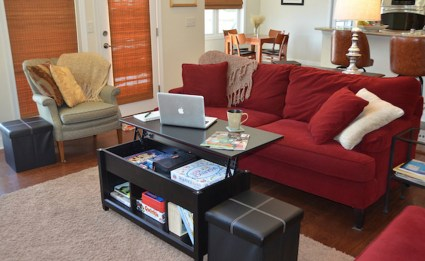 The Complete Guide To Living Room Tables Ideas From Sauder with ucwords]
