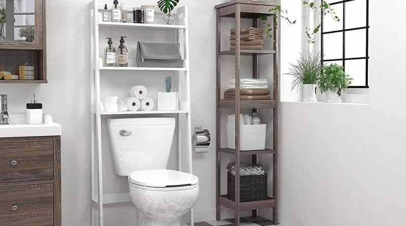 Top 10 Best Over The Toilet Storage In 2019 Bathroom Space with ucwords]