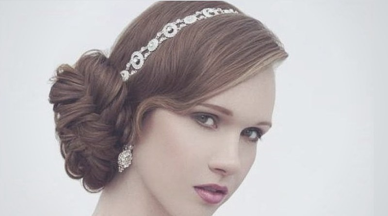 Top 5 Quinceanera Hairstyles To The Side Quinceanera with ucwords]