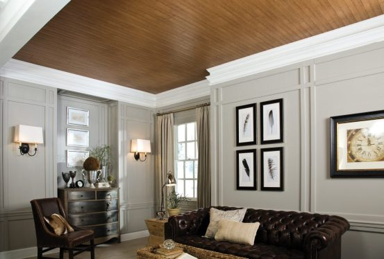 Wood Ceiling Ideas Ceilings Armstrong Residential in [keyword