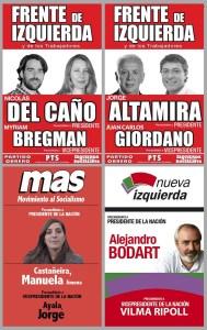 Del Caño - Altamira - Castañeira - Bodart y Vilma Ripoll