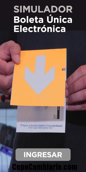Simulador Boleta Unica Elecronica