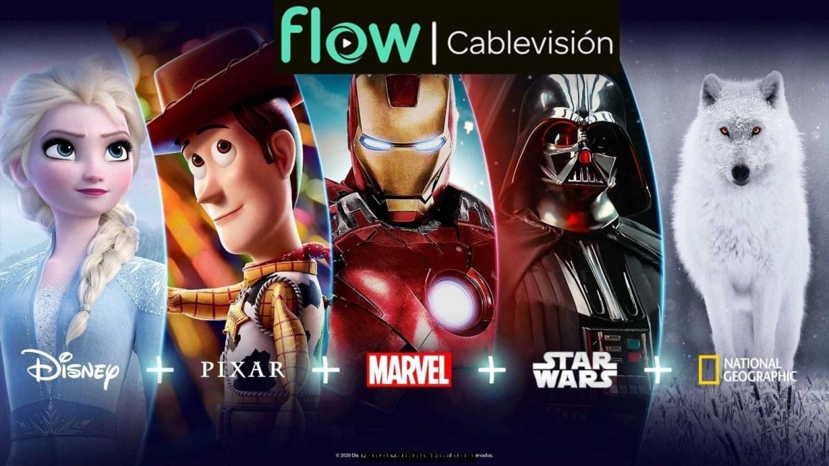 Guía rápida para clientes de Flow para activar Disney+ gratis por 3 meses