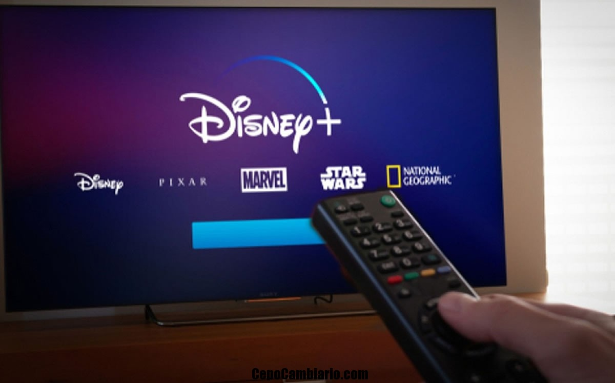 Como descargar Disney al TV