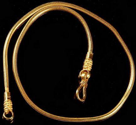 Серебряная мужская цепочка плетение кардиналЦепочки