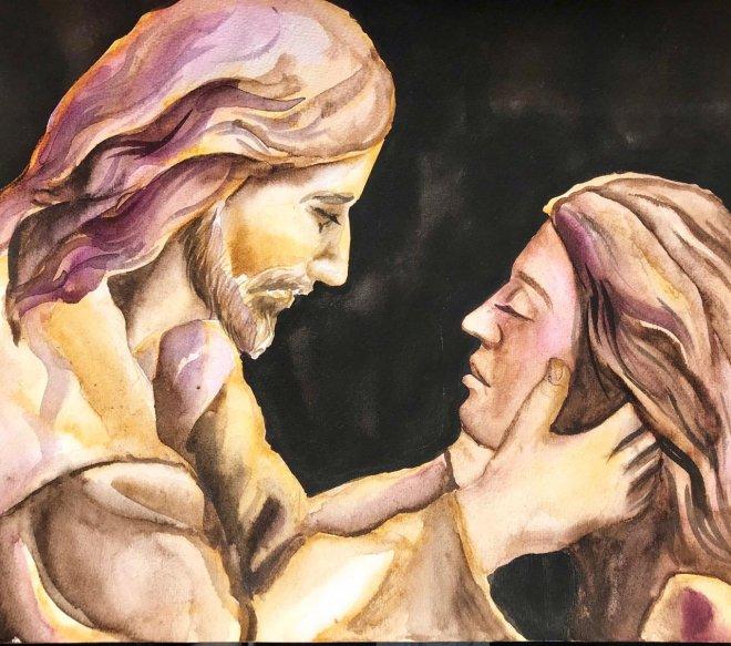 Jesús devuelve la dignidad