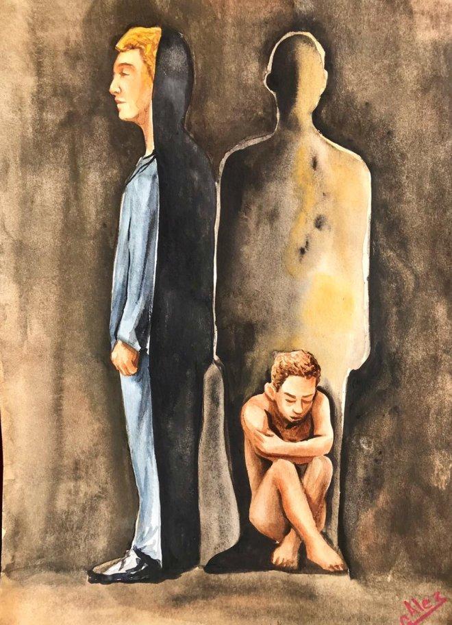 La desnudez y vulnerabilidad del hombre