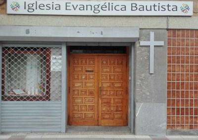 Iglesia Evangélica Bautista – Bermeo