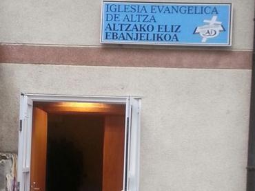 Iglesia Cristiana Evangélica Altza – FADE