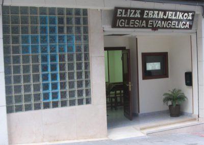 Iglesia Evangélica FADE – Portugalete