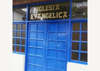 Iglesia Evangélica AAHH – Irún