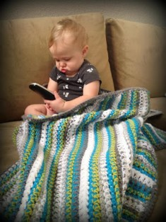 Wrapped in Love Blanket - Cera Boutique