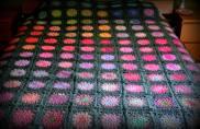 Bohemian Crochet Bedspread - Cera Boutique