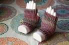 Easy Crochet Wristers - Cera Boutique