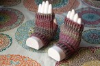 Easy Crochet Wristers - Cera Boutique