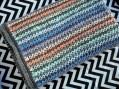 Chalk Inspired Baby Blanket - Cera Boutique
