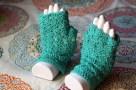 Fingerless Gloves - Cera Boutique