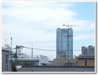 セラ治療院からの眺め