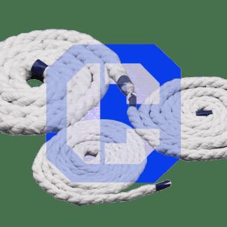 Ceramic Fiber Yarn 3-Ply Rope from CeraMaterials