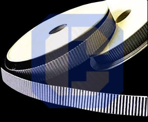 Graphite Foil or Grafoil Crinkle Cut Tape