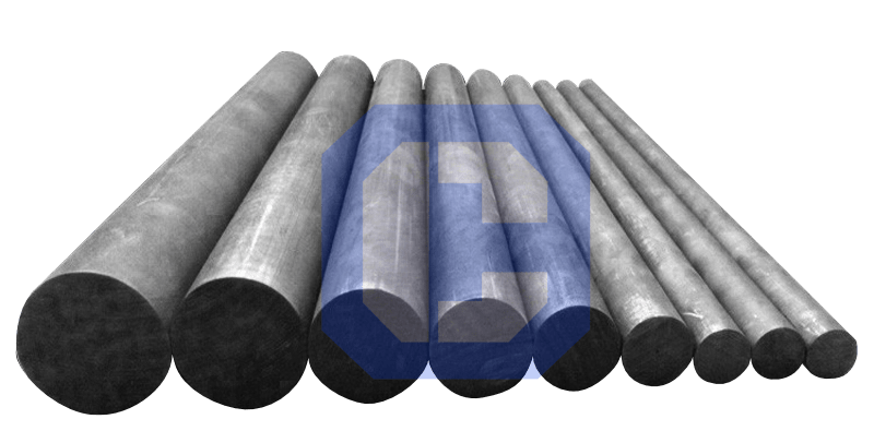 Various Size Graphite Rods from CeraMaterials