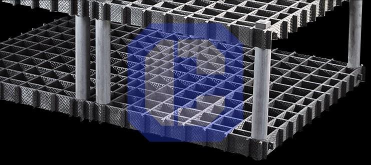 Carbon Fiber Composites Egg Crate Design from CeraMaterials