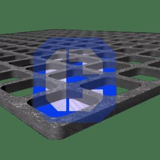 Carbon Fiber Composite Fixture or heat treat rack.