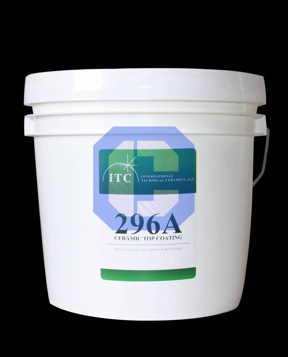 ITC-296 Refractory Coating from CeraMaterials