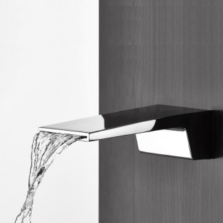 WALL MOUNTED BATH SPOUTS