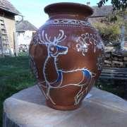 Vaza pictata mare2