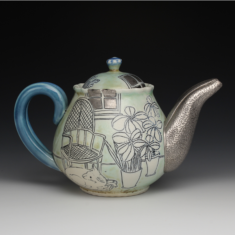 Julia Galloway - Ceramic Artists Now