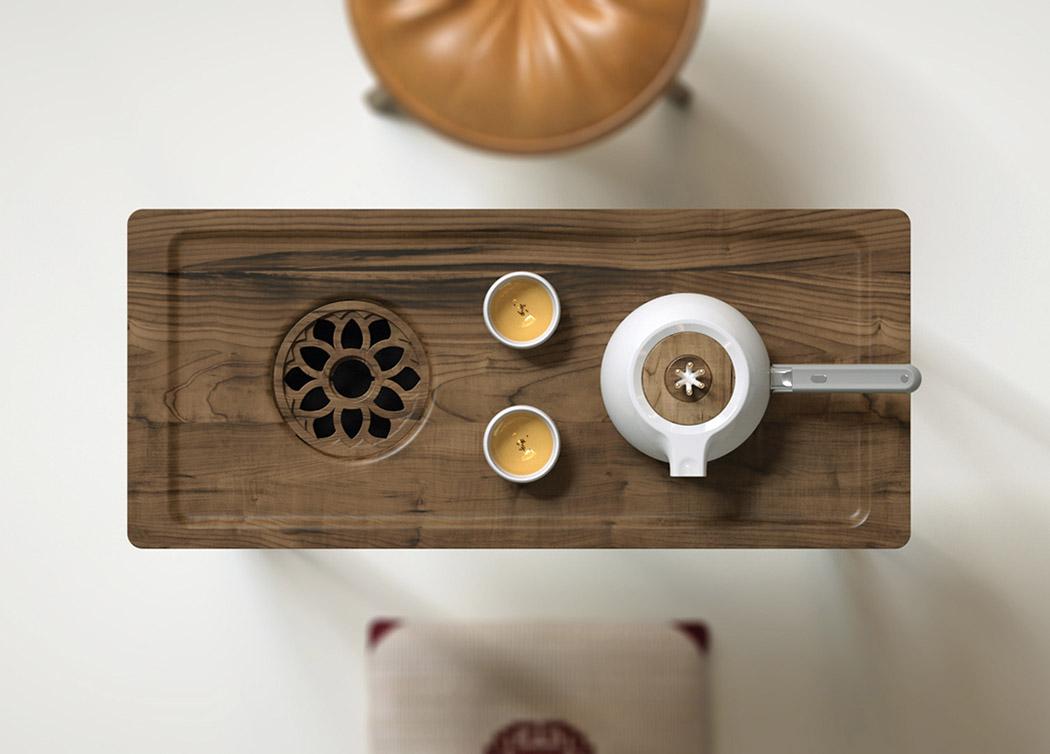 Modern Tea Set Design