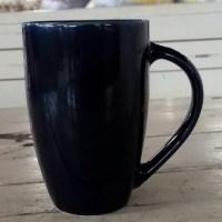 แก้วมัคสีดำ 10 Oz.
