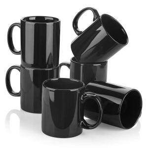 แก้วมักสีดำ