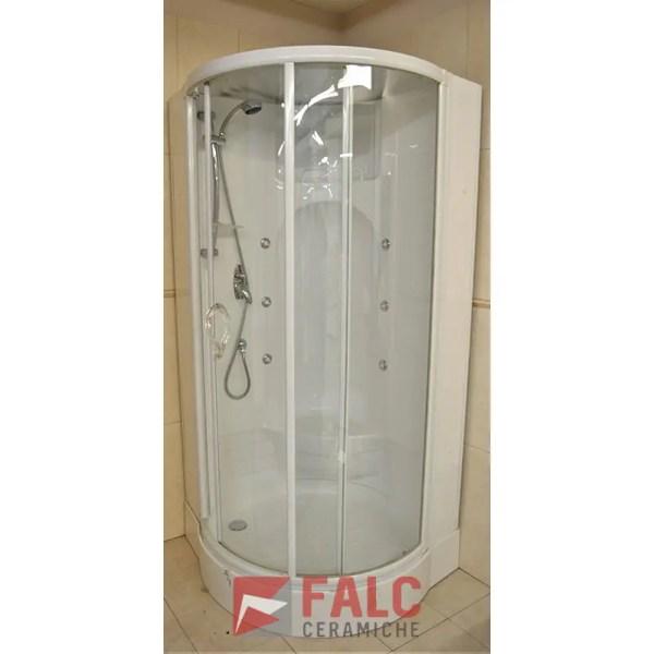 Glass box doccia