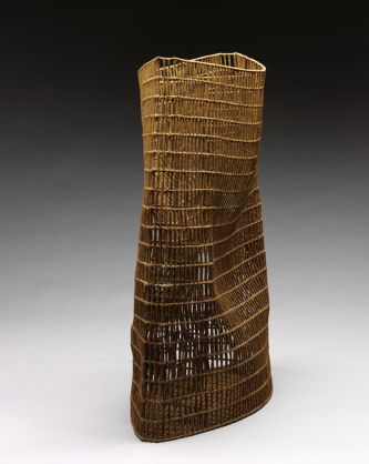 Oyster Net, 2013, Stoneware, with lithium glaze © Victoria and Albert Museum, London