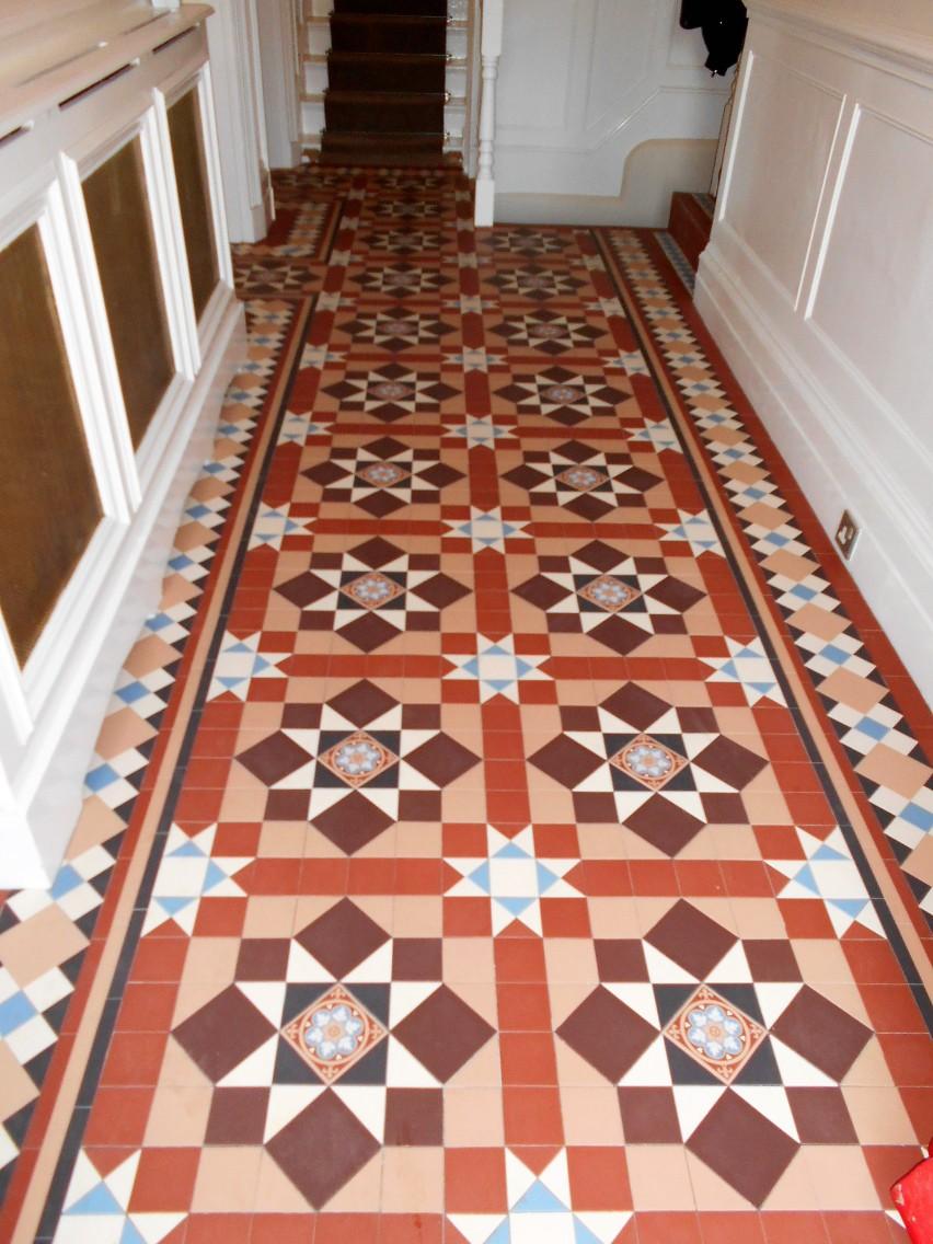 Victorian Tiled Hallways London Amp Herts Expert Tilers