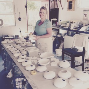 Cindy Guajardo of Ceramicscapes