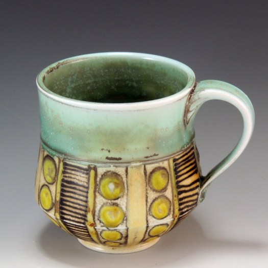 Sarah Christensen Ceramics - Wheel Thrown Mug
